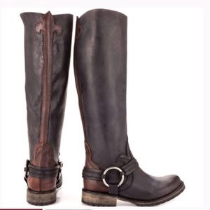 Steve Madden Judgement Riding Boot